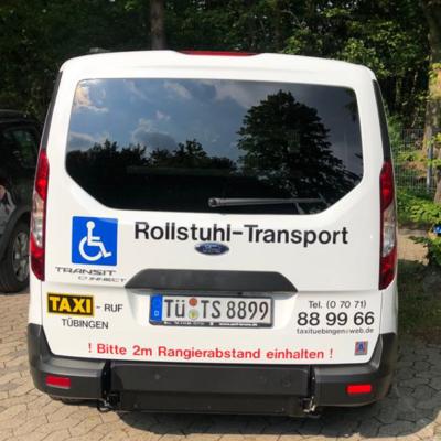 behinderten-taxi